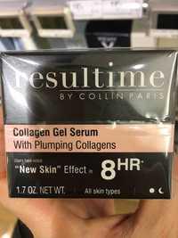 RESULTIME BY COLLIN PARIS - Gel-sérum collagène