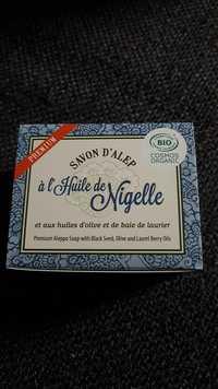 Alepia - Savon d'Alep à l'huile de Nigelle
