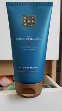 Rituals - The Ritual of Hammam - Purifying body mud