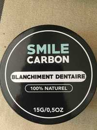Smile Carbon - Blanchiment dentaire