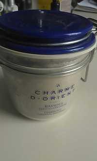 CHARME D'ORIENT - Rassoul parfum geranium