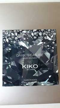 KIKO - Dark treasure - Poudre bronzante