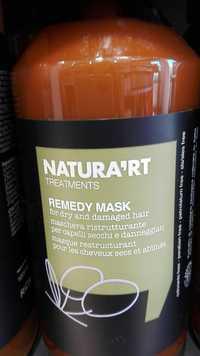 NATURA'RT - Treatments - Remedy mask