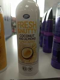 BOOTS - Fresh & nutty - Coconut and almond conditioner