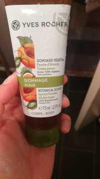 Yves Rocher - Gommage végétal au poudre d'abricot