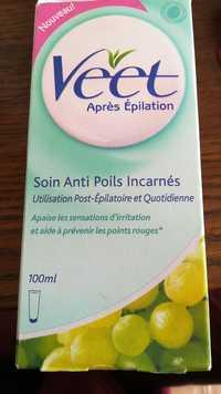 Veet - Après épilation - Soin anti poils incarnés