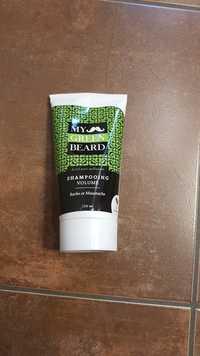 My Green Beard - Shampooing volume barbe et moustache