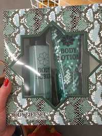 MAXBRANDS - Body gift set - Body scrub + body lotion
