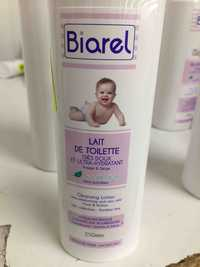 BIAREL - Lait de toilette au calendula
