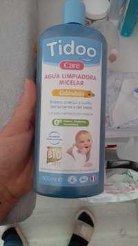 TIDOO - Care - Agua limpiadora micelar - Caléndula