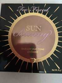 TOO FACED - Sun bunny - Radiant duo tone bronzer