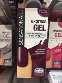 Sensationail - Express gel - Vernis semi-permanent 3 en 1