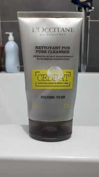 L'OCCITANE - Cedrat - Nettoyant pur pour homme