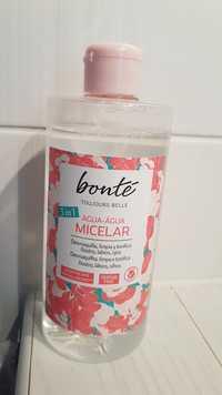 BONTÉ - Toujours belle - 3 IN 1 Agua-ague micelar
