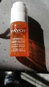 PAYOT - My payot new glow - Cure 10 jours booster d'éclat