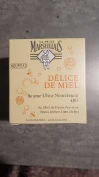 LE PETIT MARSEILLAIS - Délice de miel - Baume ultra-nourrissant 48h