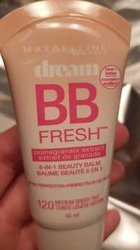 Maybelline - Dream BB Fresh - Baume beauté 8 en 1