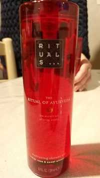 Rituals - The ritual of Ayurveda  - Nurturing shower oil