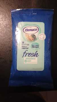 Nenuco - Toallitas fresh