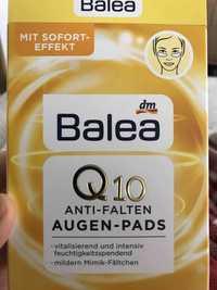 Balea - Q10 - Anti-falten augen pads