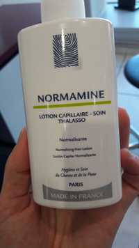Normamine - Lotion capillaire - Soin thalasso