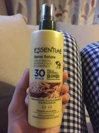 CONAD - Essentiae - Spray solare Bimbi 30 SPF Alta