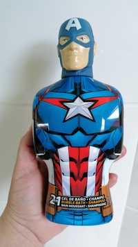 MARVEL - Avengers - 2en1 Bain moussant shampooing