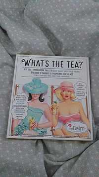 The balm - Palette d'ombres à paupières thé glacé