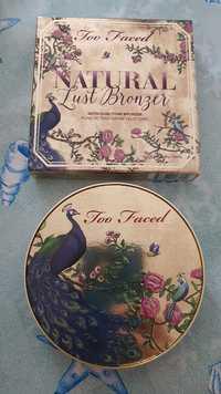 TOO FACED - Natural lust bronzer - Fond de teint satiné deux tons