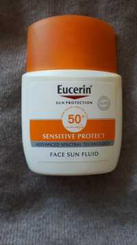 Eucerin - Sensitive protect - Face sun fluid SPF 50+