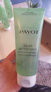 PAYOT - Gelée nettoyante - Gel moussant perfecteur