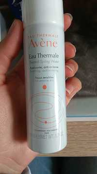 Avène - Eau thermale - Apaisante, anti-irritante