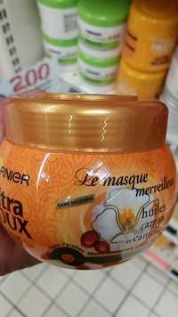 Garnier - Ultra doux - Masque merveilleux