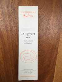 AVÈNE - D-Pigment Riche soin unifiant anti-taches