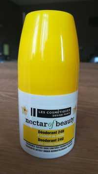 LES COSMÉTIQUES DESIGN PARIS - Nectar of beauty - Déodorant 24h à l'extrait de vanille