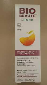 Bio Beauté by Nuxe - Emulsion lissante hydratante 24h