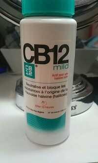 CB12 - CB12 mild actif pour une haleine sûre