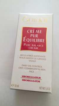 Guinot - Crème pur équilibre - Régulatrice matifiante