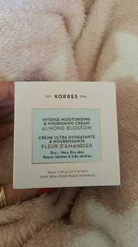 KORRES - Crème ultra hydratante & nourrissante