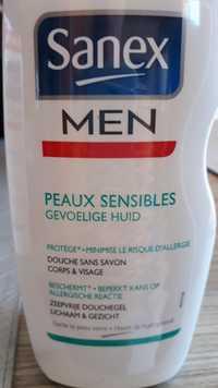 SANEX - Men - Douche sans savon pour corps & visage