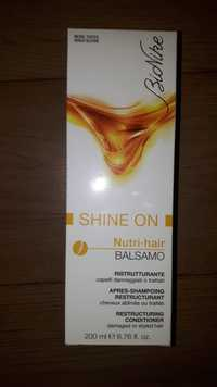 BIONIKE - Shine on - Nutri-hair balsamo