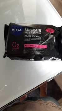 Nivea - Professional total démaquillant