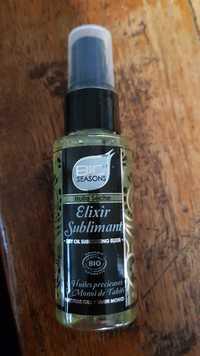 BIO SEASONS - Elixir sublimant - Huile sèche