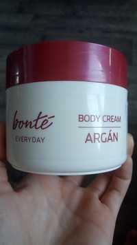 Bonté - Everyday - Body cream argan