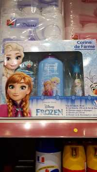 CORINE DE FARME - Disney frozen - Eau de toilette & gel douche