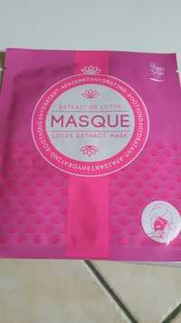Peggy Sage - Extrait de lotus - Masque