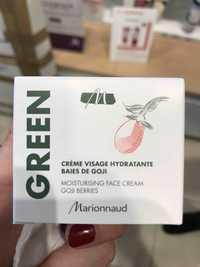 MARIONNAUD - Green - Crème visage hydratante
