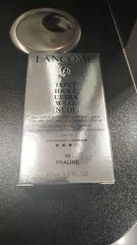 Lancôme - Teint idole ultra wear nude spf19 10 praline