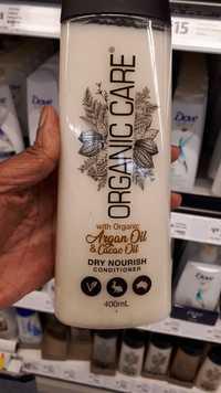 ORGANIC CARE - Argan Oil & Cacao Oil - Dry nourish conditioner
