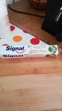 SIGNAL - Integral 8 - Dentifrice natural elements